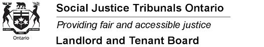 Social justice tribunals Ontario Landlord & Tenant Board logo - PPS Realty Rebates for Homes in Woodbridge, Ontario